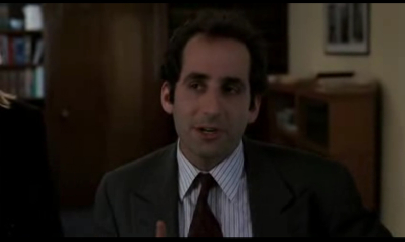 Peter Jacobson as Randy Dworkin